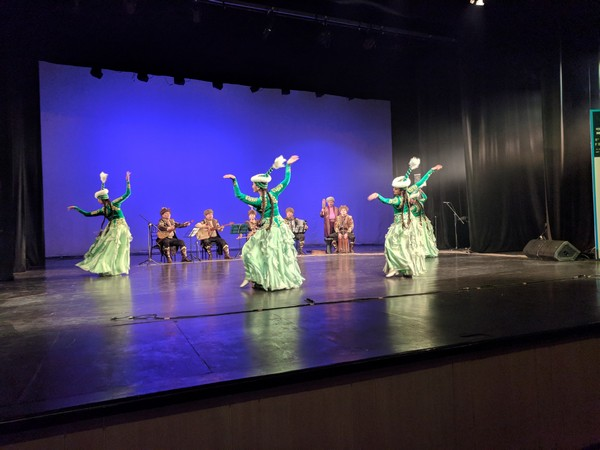 Kazakh artists take part in International Festival of Dance and Music