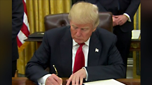 Trump to sign executive order on political limits for churches