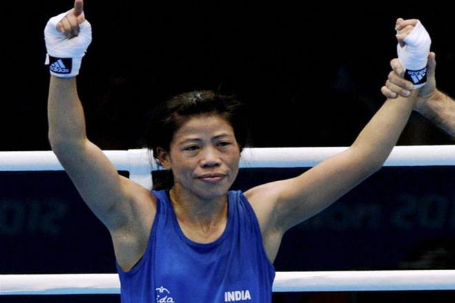 Mary Kom in semis of Asian Boxing Championships