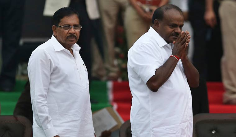 HD Kumaraswamy-led Congress-JDS government wins trust vote in Karnataka Assembly