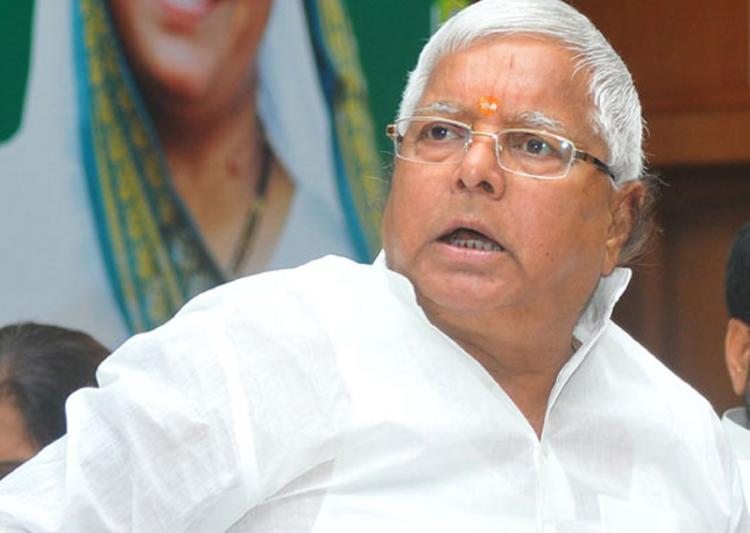 Blow to Lalu, SC orders separate trial in fodder cases
