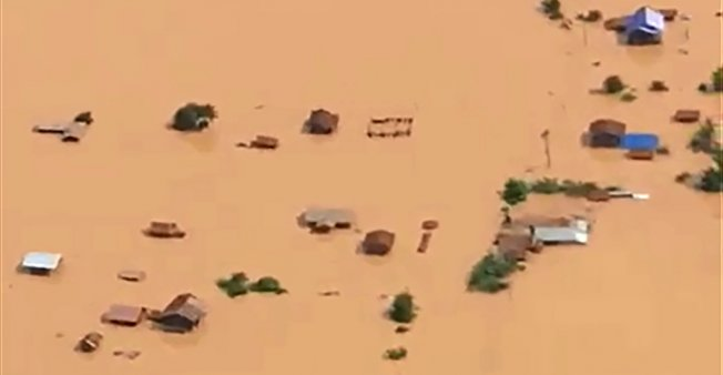 Scores feared dead, many missing as Laos dam collapses