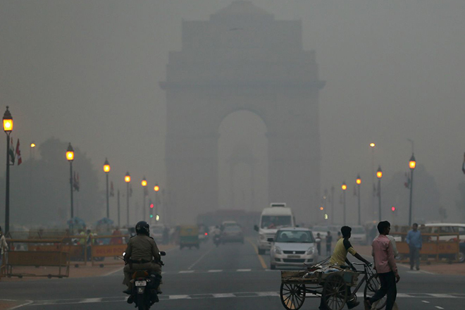 Delhi no more the most polluted city in the world, says WHO report
