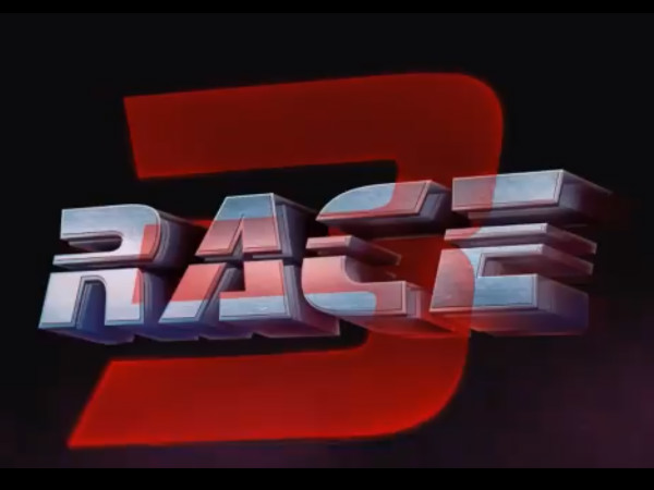 Salman Khan shares 'Race 3' official logo