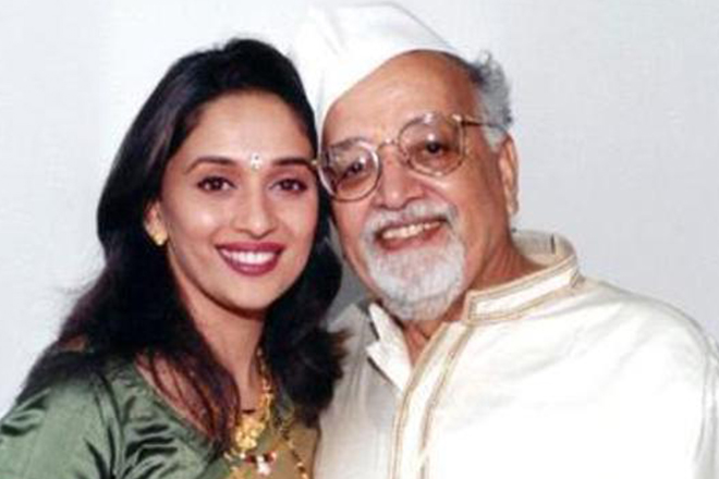 Madhuri gets reminded of her dad after an emotional performance on SYTYCD