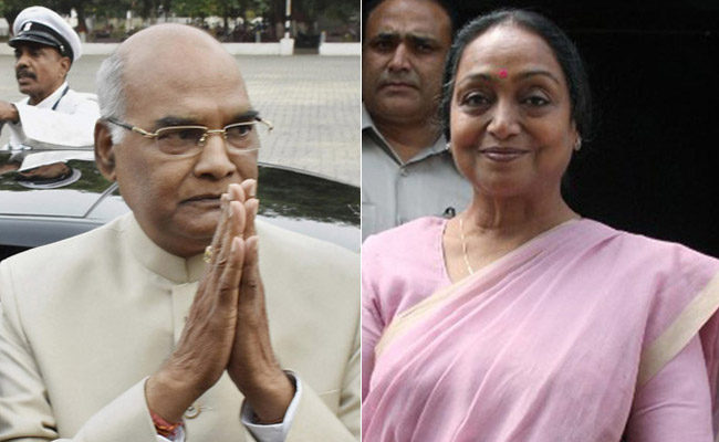 Presidential election results LIVE updates: Ram Nath Kovind maintains massive lead over Meira Kumar