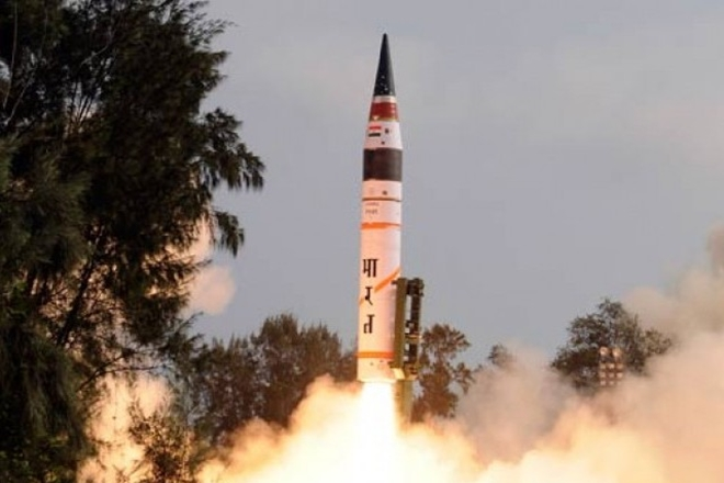 India successfully test fires supersonic interceptor missile