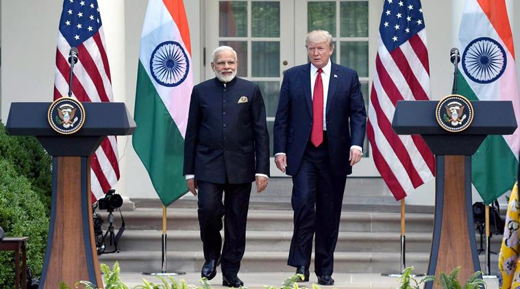 PM Modi, Trump pledge to fight shoulder-to-shoulder against terrorism