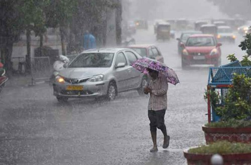 Southwest monsoon hits Kerala: IMD