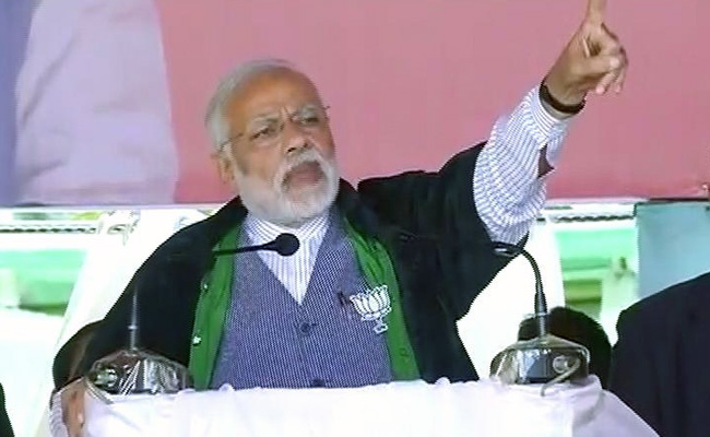 PM Narendra Modi In Imphal: What Congress Couldn't Do In 15 Years In Manipur, BJP Will In 15 Months