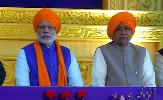 At First Meet After Notes Ban, PM Narendra Modi's Big Praise For Nitish Kumar