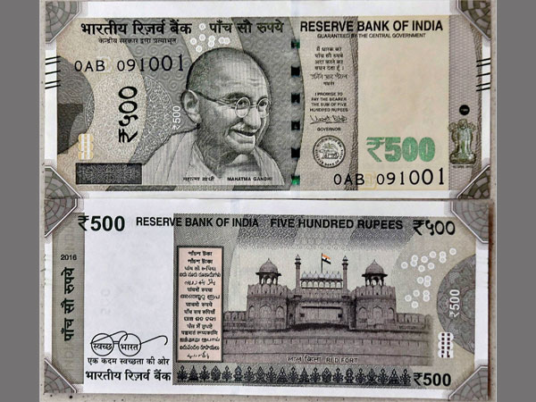 RBI introduces new batch of banknotes of Rs 500 with inset letter A; old notes to remain valid