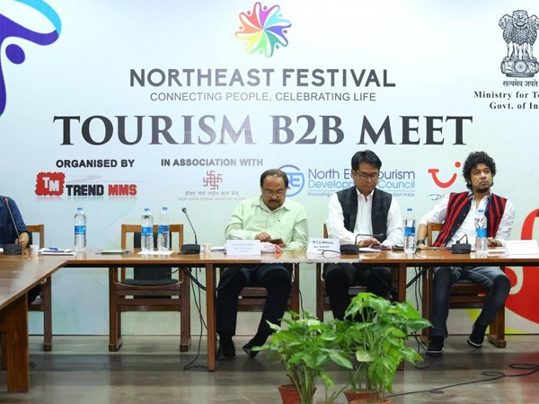 Cultural extravaganza marks beginning of Delhi Northeast Festival