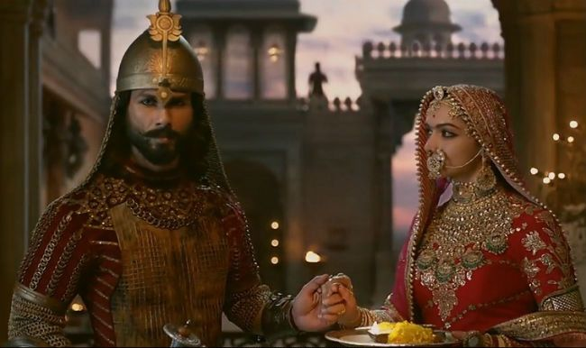 'Padmaavat' crosses Rs 50 crore-mark in two days