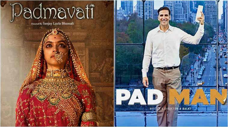 Padmavat gets a release date, set to clash with Akshay Kumar's PadMan on January 25
