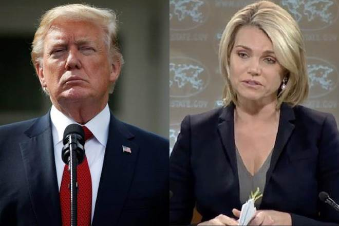 Trump may nominate Heather Nauert as UN Ambassador: Reports