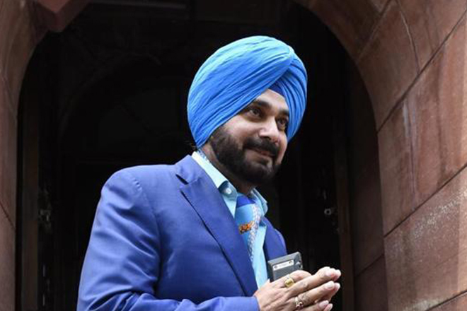 PM Narendra Modi is a true patriot, says Sidhu