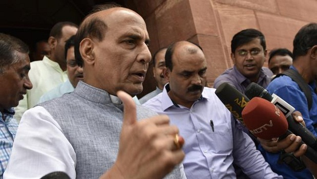 Hope Rajnath takes confidence-building measures, ends use of pellet guns: Cong