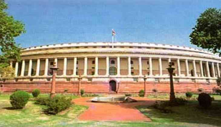 Rajya Sabha adjourned till tomorrow over IT raids in Bengaluru