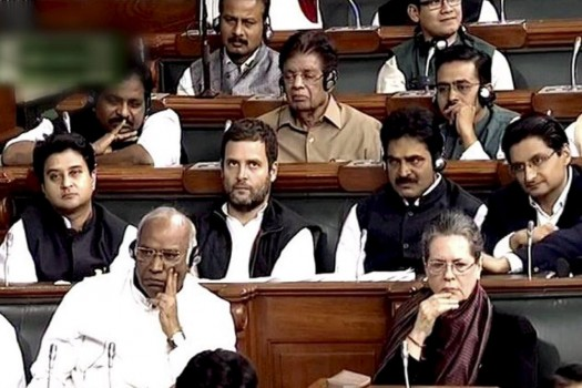 We are with you, but act with a plan: Congress to BJP on Kashmir issue