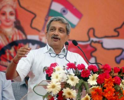 Credit for surgical strikes goes to all Indians, not any political party: Manohar Parrikar