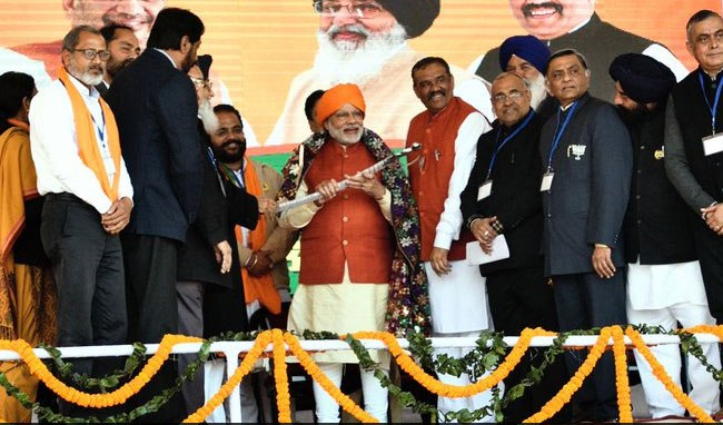 Punjab Elections 2017: Congress Is Yesterday's Story, Says PM Narendra Modi