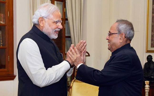 PM Modi writes letter to 'Pranab Da', says 'Will always cherish working with him'
