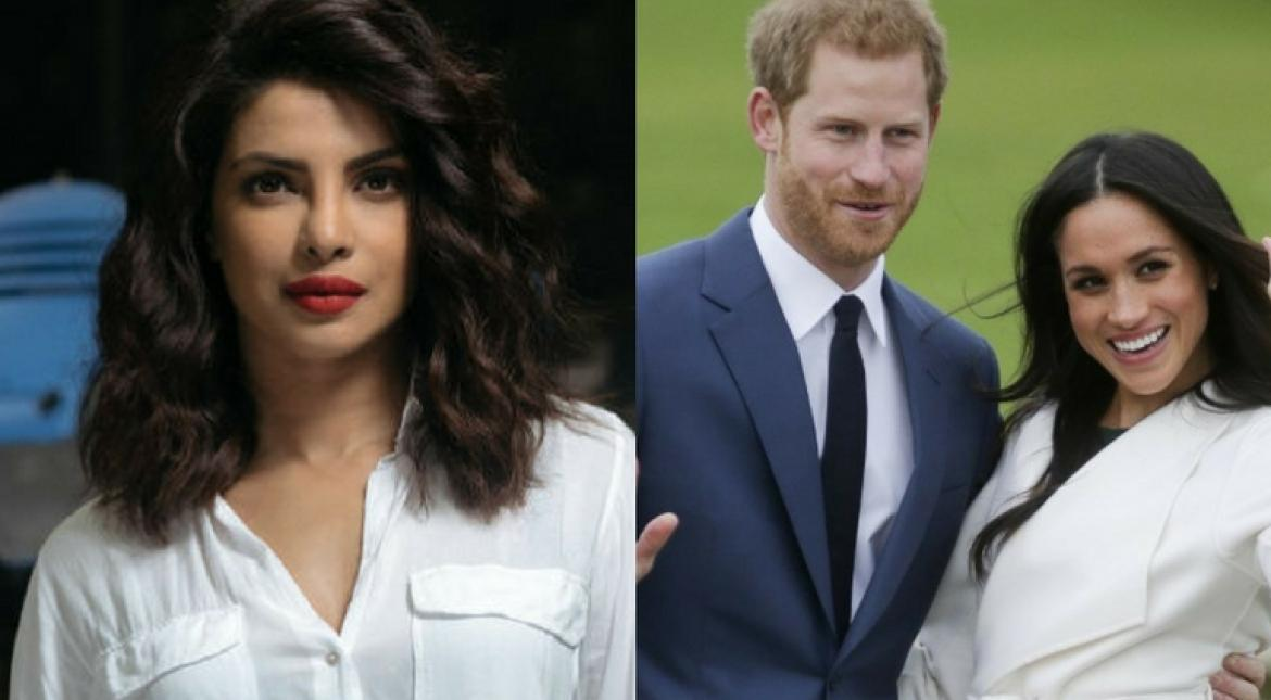 Priyanka Chopra to attend Prince Harry and Meghan Markle's wedding