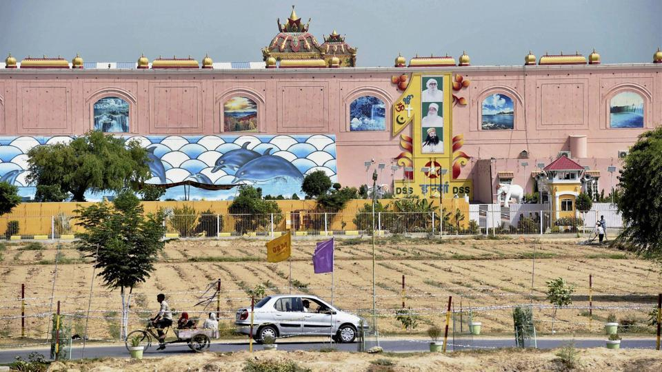 Tunnel connecting Ram Rahim's 'gufa' to sadhvis' hostel found inside dera campus