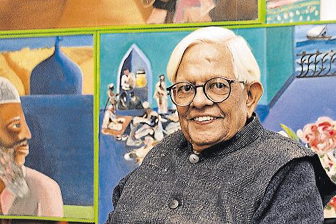 Bhupen Khakhar's London exhibition: Art fraternity angry over bad review