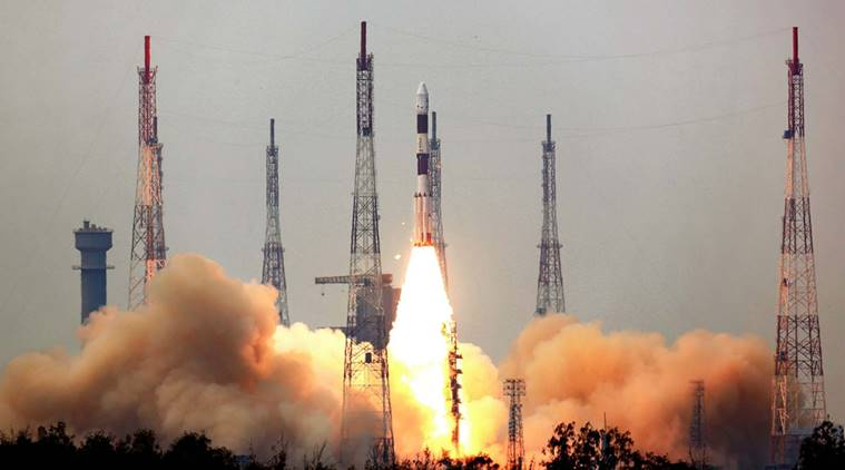 Isro's PSLV-C35 places SCATSAT-1, seven other satellites in orbit in longest ever launch mission