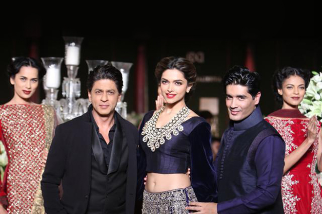 Deepika Padukone to take over the runway at Manish Malhotra's ICW show