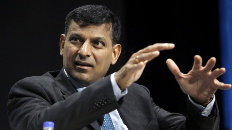 Former RBI governor Raghuram Rajan says won't apply for top job at Bank of England
