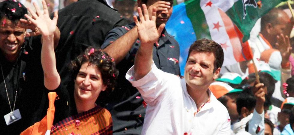 Priyanka formally enters politics as Cong general secretary for UP East