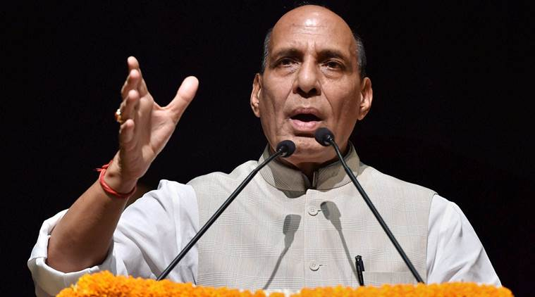 HM Rajnath Singh urges citizens to vow to promote Hindi across the globe