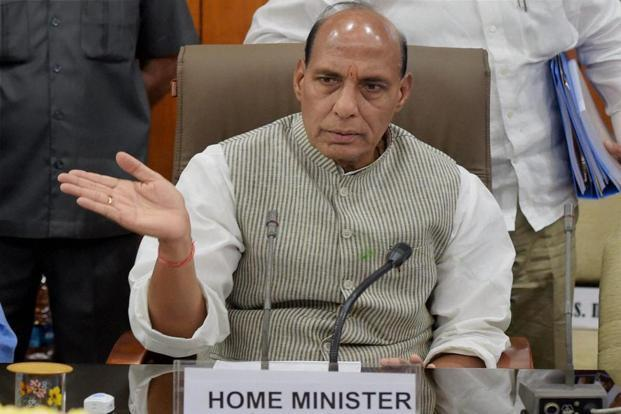 Govt will initiate sustained dialogue on Kashmir, says Rajnath Singh; appoints ex-IB director as interlocutor