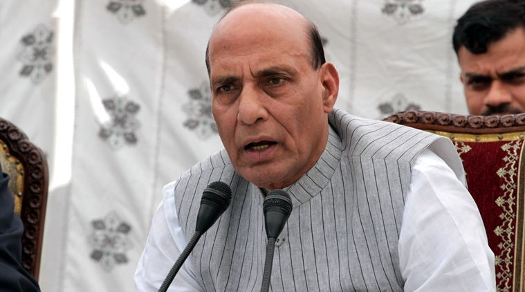 All Attempts To Free Indian Soldier In Pakistan Captivity Being Made: Rajnath Singh