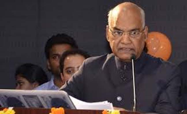 Will uphold Constitution, keep Prez post above party: Kovind