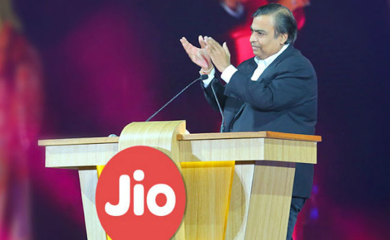 Reliance Jio extends Welcome Offer till March 2017; new users to get free data, voice and video calls from December 4
