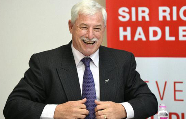 Richard Hadlee calls his fight with heart disease his greatest Test