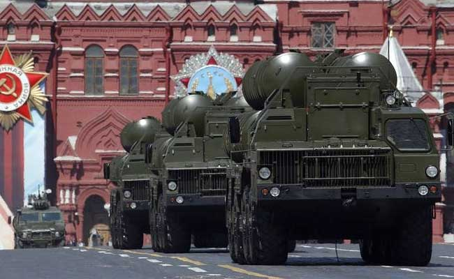 Russia readying to supply S-400 missile systems to India
