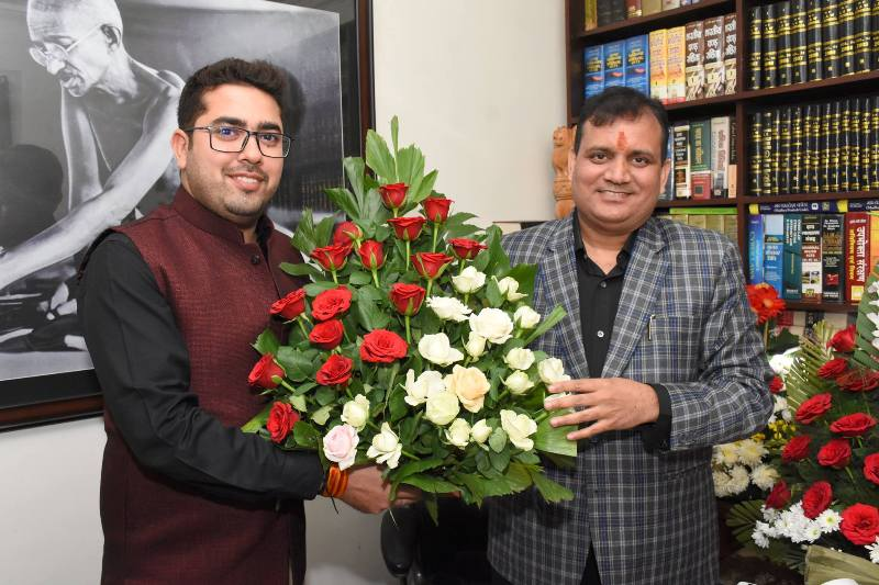 Santosh Shukla, Advocate gets nominated as Chairman of South Asian Chamber of Commerce and Industry (SACCI)