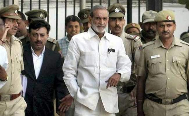 Sajjan Kumar Gets Life Term In '84 Riots; Court Says