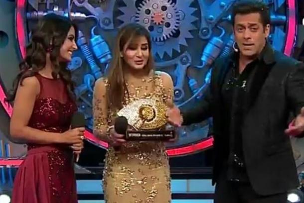 Shilpa Shinde is the winner of the Big Boss 11