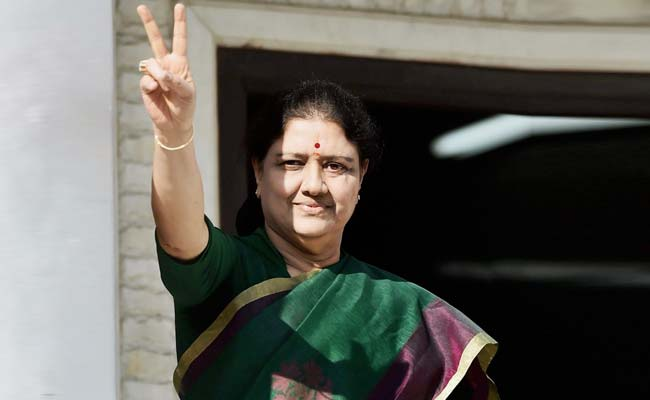 VK Sasikala Preps For Chief Minister, Order In Corruption Case Next Week