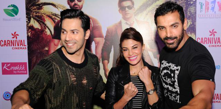 Dishoom seeks court protection against piracy, submits encrypted copy to censor
