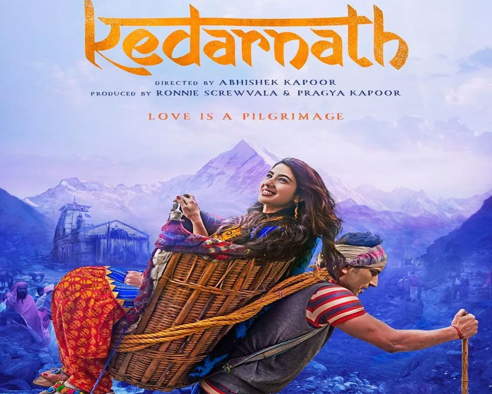 Screening of Kedarnath banned in 7 districts of Uttarakhand