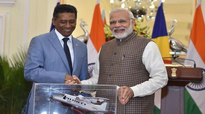 India, Seychelles agree to work on Assumption Island project, respect concerns