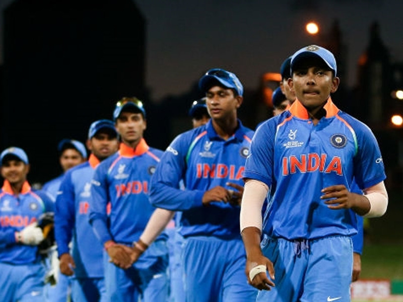 BCCI announces cash reward for victorious India U-19 team