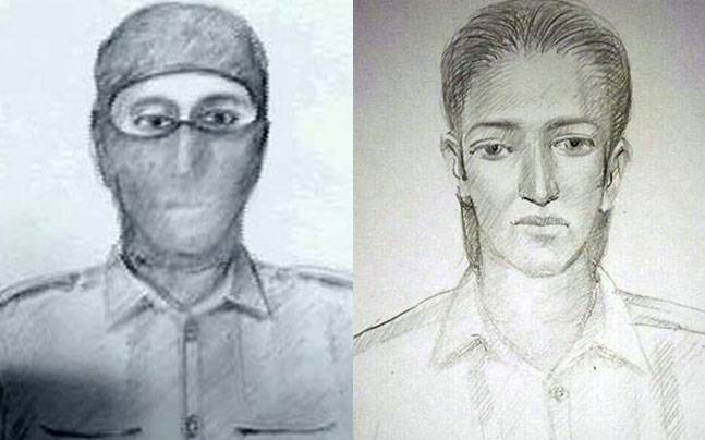Navi Mumbai terror suspects sketches released; Mumbai on high alert; schools, colleges in Uran shut